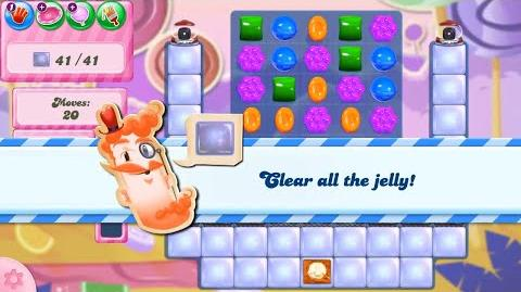 Candy Crush Saga Level 2813 NEW FORMAT no boosters