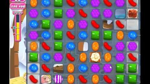 Candy Crush Saga Level 823 (No booster, 3 Stars)