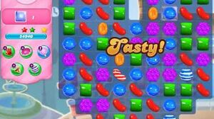 Candy Crush Saga Level 8 (No booster)