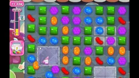 Candy crush saga level 1226 No booster, 3 Stars
