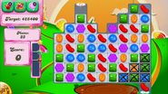 Level 68 mobile new colour scheme (before candies settle)