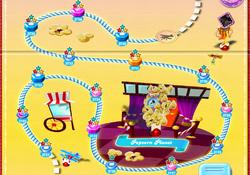 Popcorn Planet Map