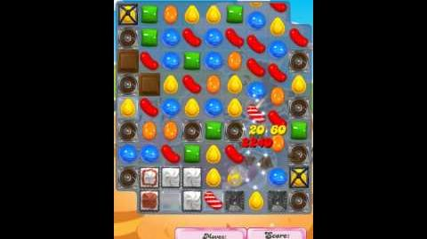 Candy Crush Level 755 first mobile version