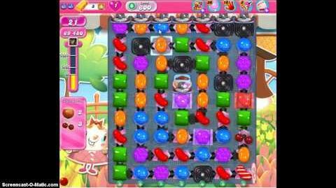 Candy Crush Saga 600 Walkthrough No Booster