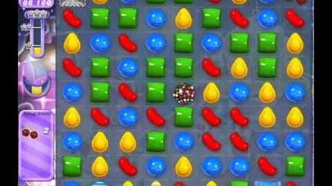 Candy Crush Saga Dreamworld Level 465 (Traumwelt)
