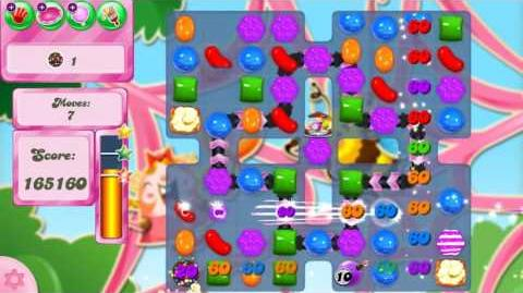 Candy Crush Saga LEVEL 2402 NO BOOSTERS (new version)