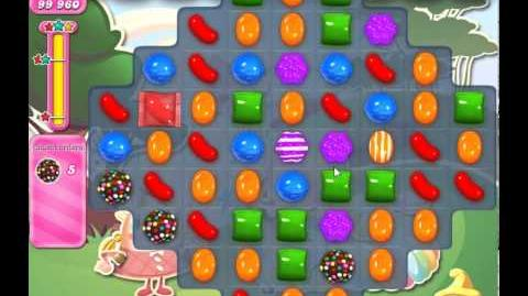 Candy Crush Saga Level 1135