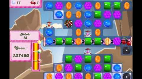 Candy Crush Saga Level 2629 New,30 Moves