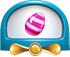 Horizontal striped candy cannon new