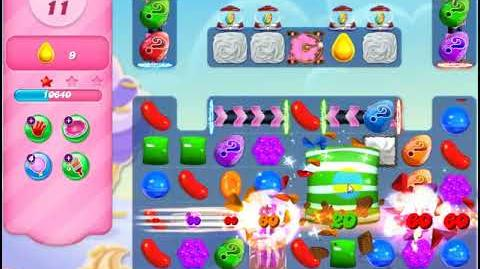 Candy Crush Friends Group Level 2775 NO BOOSTERS 3Stars Redesigned 271017