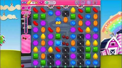 Candy Crush Saga - Level 225 - No boosters