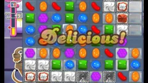 Candy Crush Saga Level 1268 NO BOOSTER (Newest Version)