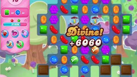 Candy Crush Saga Level 3060 NO BOOSTERS