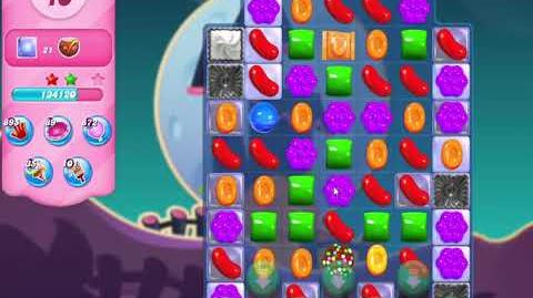 Candy Crush Saga Level 3884 NO BOOSTERS