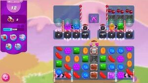 Candy Crush Saga Level 4114 NO BOOSTERS (fifth version)