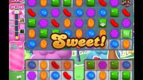 Candy Crush Saga Level 946 ( No Toffee Tornado ) No Boosters 2 Stars