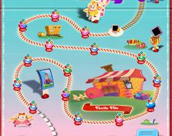 Vanilla Villa Map