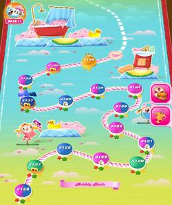 Bubbly Bath HTML5 Map