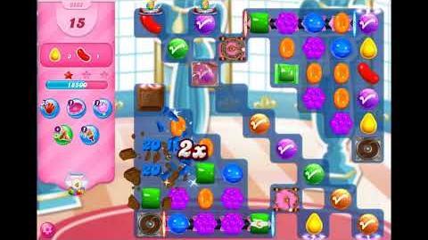 Candy Crush Saga - Level 3262 ☆☆☆