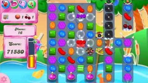 Candy Crush Saga LEVEL 2418 NO BOOSTERS (27 moves)