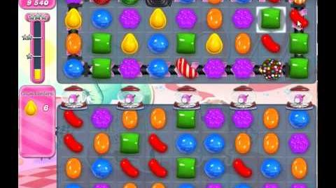 Candy Crush Saga Level 1117