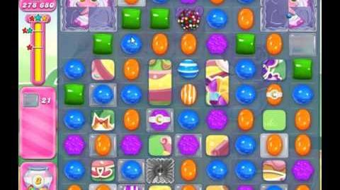 Candy Crush Saga Level 1939 - NO BOOSTERS