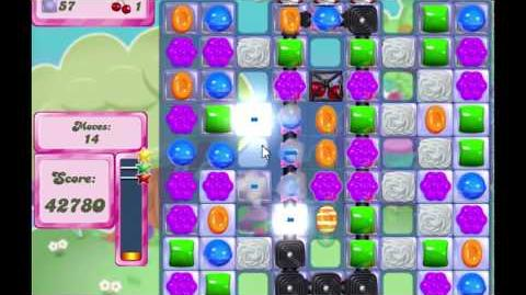 Candy Crush Saga Level 2675 NO BOOSTERS (new version)
