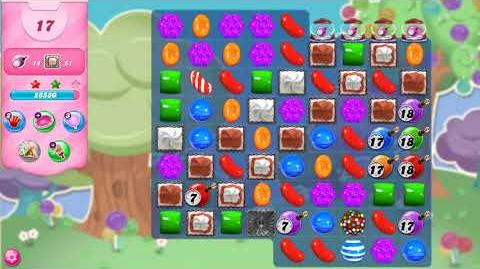 Candy Crush Saga Level 3299 NO BOOSTERS