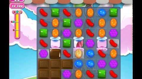 Candy Crush Saga Level 995 (No booster, 3 Stars)