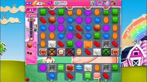 Candy Crush Saga - Level 288 - No boosters ☆☆☆