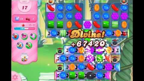 Candy Crush Saga - Level 2957 ☆☆☆