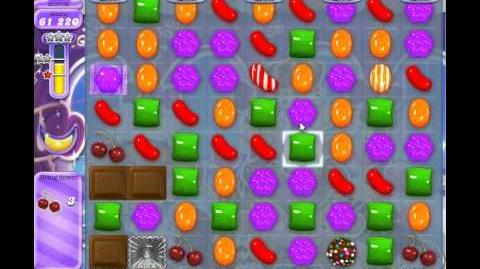 Candy Crush Saga Dreamworld Level 484 (★★★ no booster)