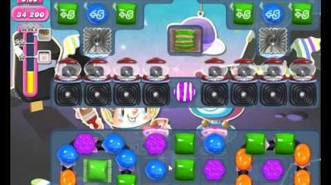 Candy Crush Saga Level 1874 Hard Level NO BOOSTER (Without spawning +5 candies)