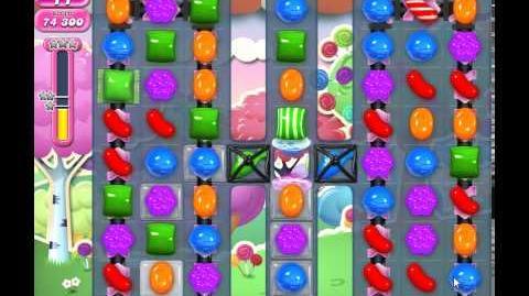 Candy Crush Saga Level 937 No Booster
