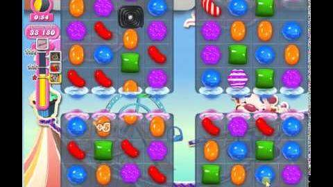 Candy Crush Saga Nivel 182 ★★★ sin boosters