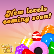 New levels announcement 73