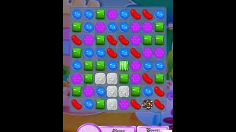 Candy Crush Dreamworld Level 638 New glitch