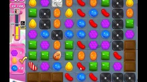 Candy Crush Saga Level 247 Walkthrough
