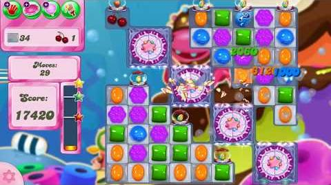 Candy Crush Saga Level 2557