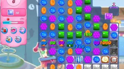 Candy Crush Saga Level 4024 NO BOOSTERS
