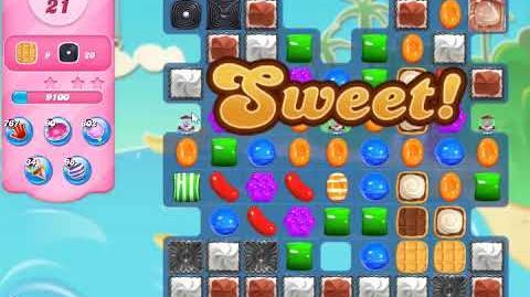 Candy Crush Saga Level 4034 NO BOOSTERS