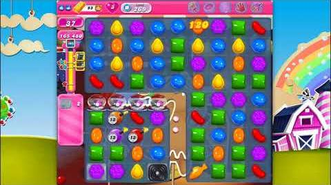 Candy Crush Saga - Level 269 - No boosters ☆☆☆