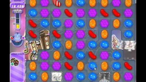Candy Crush Saga Dreamworld Level 153
