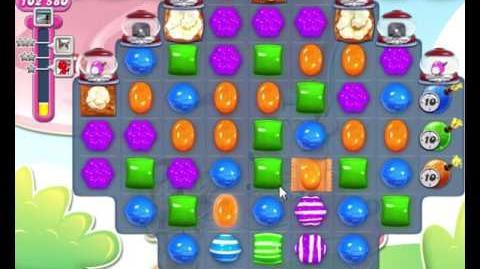 Candy Crush Saga LEVEL 2292 NO BOOSTERS