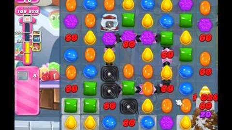 Candy Crush Saga Level 1158 ( New with 30 Moves ) No Boosters 3 Stars