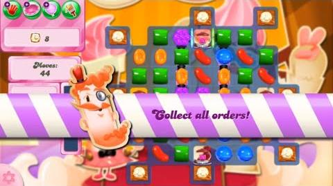 Candy Crush Saga Level 2658 NO BOOSTERS