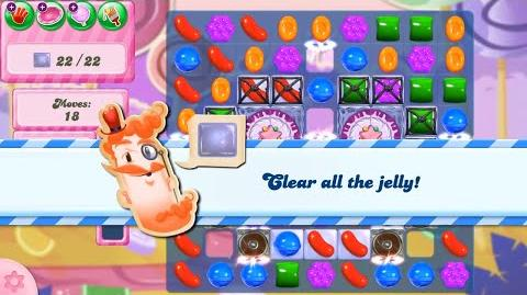 Candy Crush Saga Level 2817 NEW FORMAT no boosters