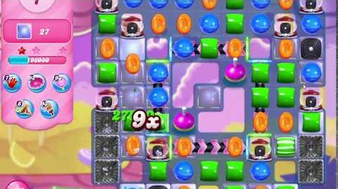 Candy Crush Saga Level 3121 NO BOOSTERS (11 moves)