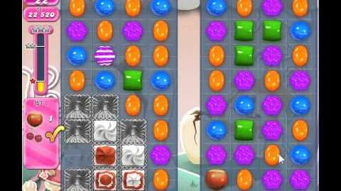 Candy Crush Saga Level 344 - 2 Star - no boosters