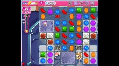 Candy Crush Saga Level 833 No Boosters
